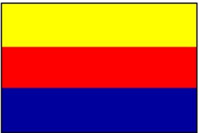 Istrien Gastlandflagge