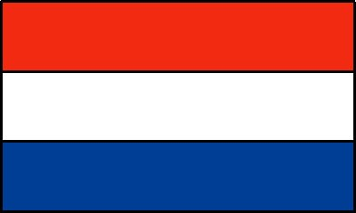 Niederlande Gastlandflagge