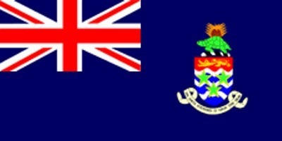 Cayman Islands ca. 100 cm x 150 cm