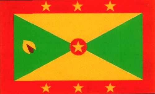 Grenada Gastlandflagge