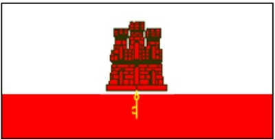 Gibraltar N ca. 100 cm x 150 cm