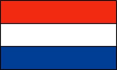 Niederlande ca. 100 cm x 150 cm