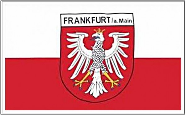 Stadtflagge Frankfurt am Main