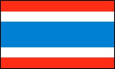 Thailand ca. 100 cm x 150 cm