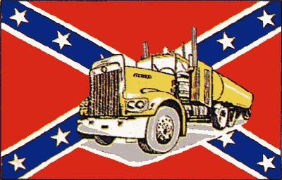 Südstaaten mit LKW