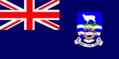 Falkland Inseln Gastlandflagge