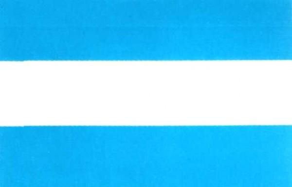 Argentinien ohne Wappen ca. 100 cm x 150 cm