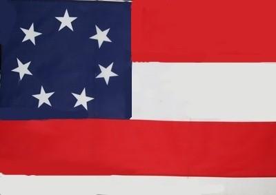 USA Stars & Bars (1861)