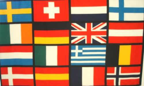 Europa-16-Nationen