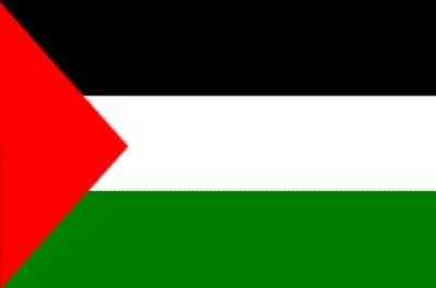 Palästina ca. 100 cm x 150 cm