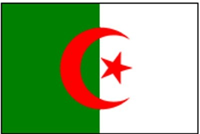 Algerien ca. 100 cm x 150 cm