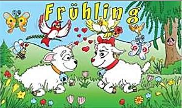 Frühling (mit Lamm) FB