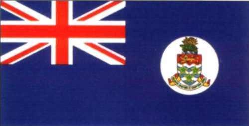 Cayman Islands Gastlandflagge