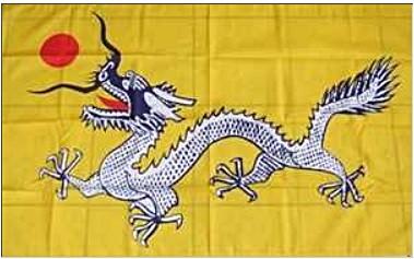 Drachen chinesisch FB