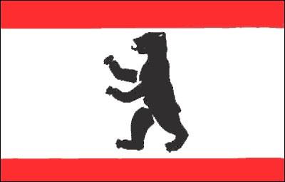Berlin Gastlandflagge