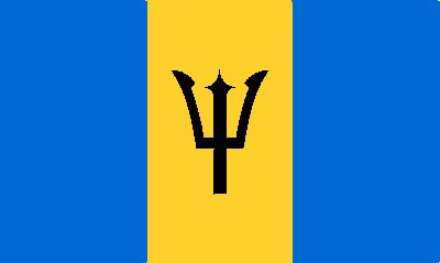 Barbados ca. 100 cm x 150 cm