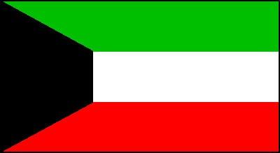 Kuwait ca. 100 cm x 150 cm