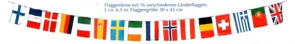 Flaggenleine