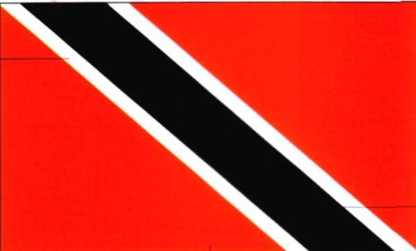 Trinidad & Tobago Gastlandflagge