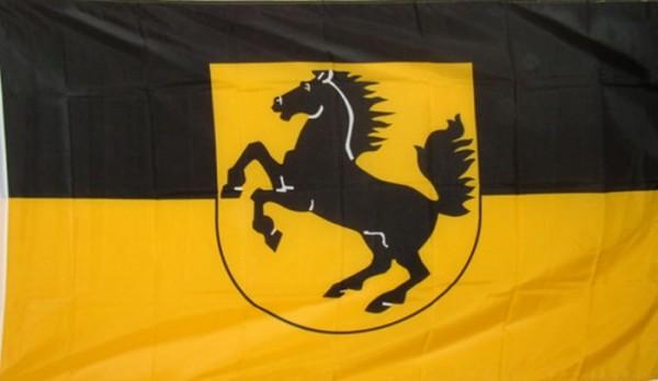 Stadtflagge Stuttgart