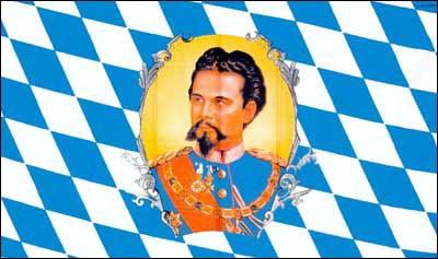 Bayern mit König Ludwig