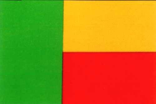 Benin ca. 100 cm x 150 cm