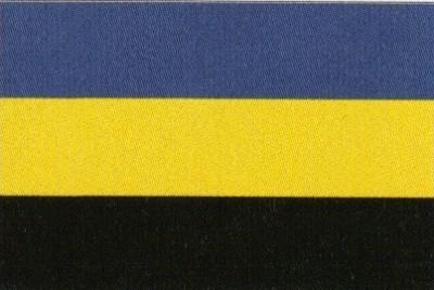 Gelderland (niederländische Provinz) Gastlandflagge
