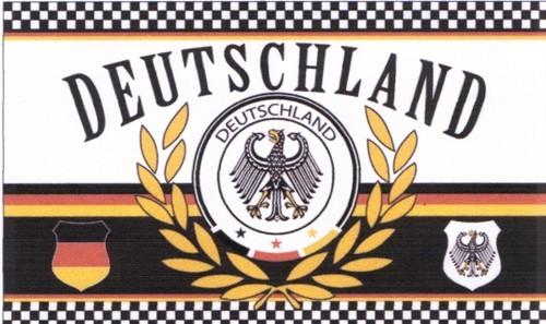 Deutschland mit Ähre