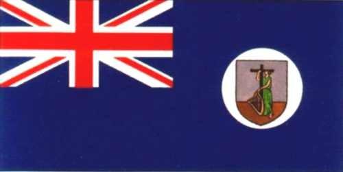 Montserrat Gastlandflagge