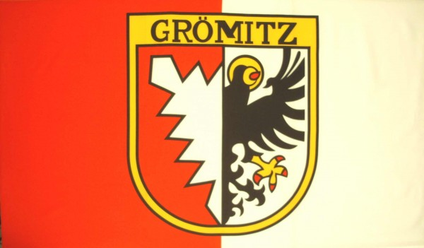 Stadtflagge Grömitz