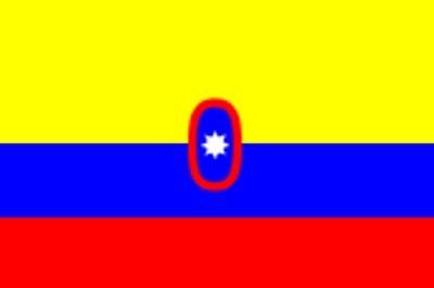 Kolumbien Handel ca. 100 cm x 150 cm