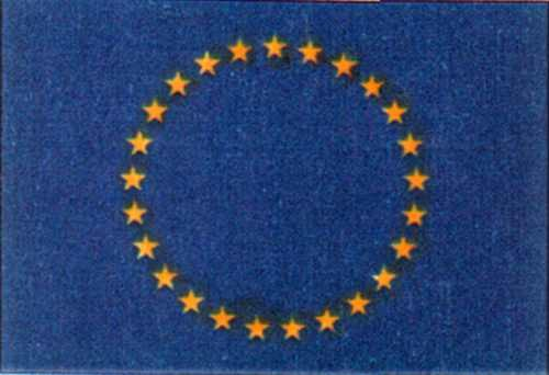 Europa-25-Sternen