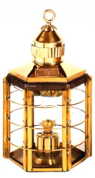 Clipperlampe, h = ca. 38 cm