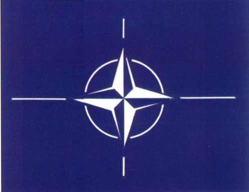 NATO ca. 100 cm x 150 cm