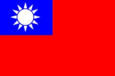 Taiwan ca. 100 cm x 150 cm