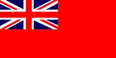Großbritannien Handel ca. 100 cm x 150 cm
