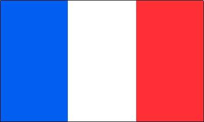 Frankreich ca. 100 cm x 150 cm