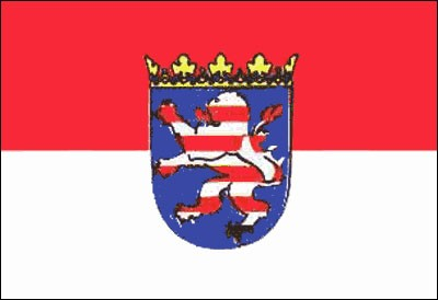 Hessen (Übergröße) ca. 150 x 250 cm