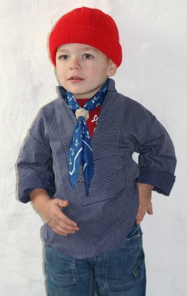 Hamburger Fischerhemd für Kinder