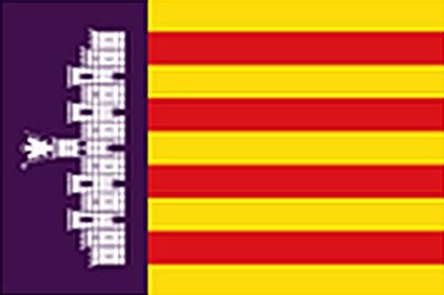 Mallorca Gastlandflagge