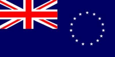 Cook Inseln Gastlandflagge