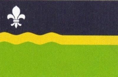 Flevoland (niederländische Provinz) Gastlandflagge