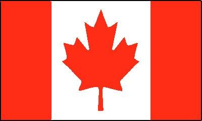 Kanada Gastlandflagge