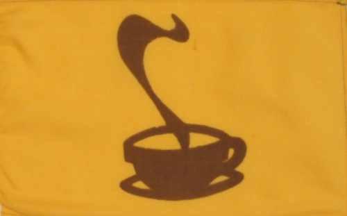 Kaffee (Spaßflagge)
