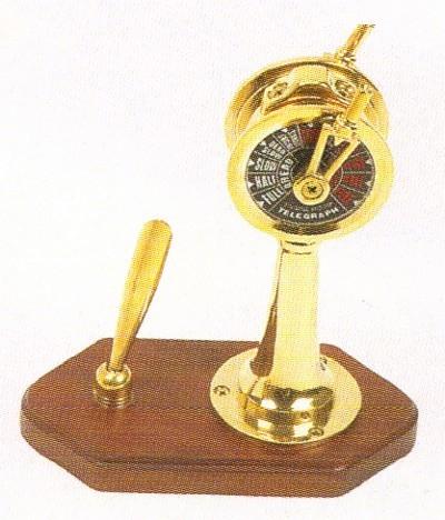 Stiftehalter / Maschinentelegraph