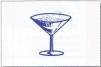 Champagner (Spaßflagge) ca. 30 x 45 cm