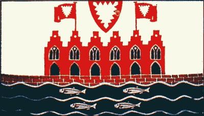 Stadtflagge Heiligenhafen