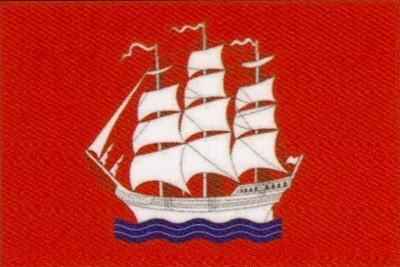 Stadtflagge Elmshorn
