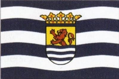 Zeeland (niederländische Provinz) Gastlandflagge