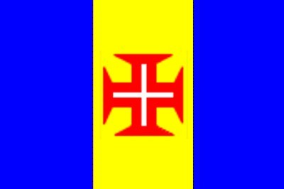 Madeira Gastlandflagge